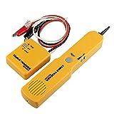RJ11 Telephone Network Tone Generator and Probe Kit,Lan Tracker Network Wire Finder