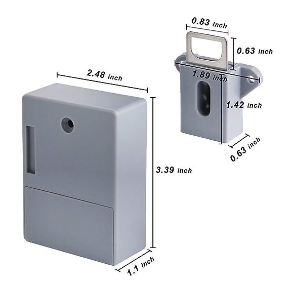 Amazon.com: Homello RFID - Cerradura electrónica para ...