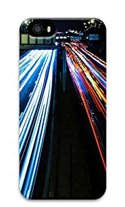 Highway Lights Custom iPhone 5s/5 Case Cover ¨C Polycarbonate