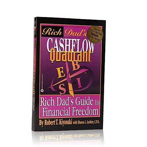 Rich Dads Cashflow Quadrant Financial product image