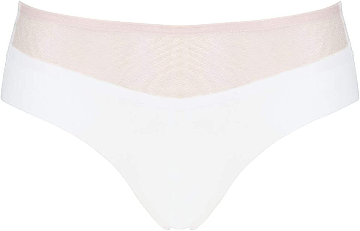 Barely There Hipster panties Size 8 White