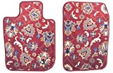 GG Bailey D50803-F1A-RD-IS Custom Car Mat, Red Oriental