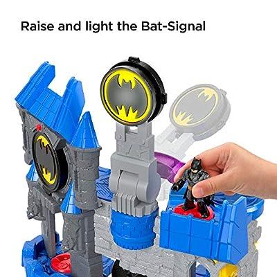 Fisher-Price Imaginext DC Super Friends, Wayne Manor Batcave: Toys & Games
