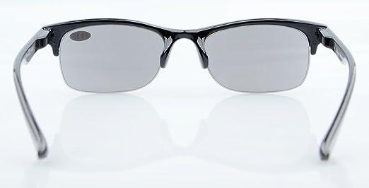 Eyekepper Occhiali ovale da lettura leggero Metà-orlo marrone +2.75 0JBW0aSIH