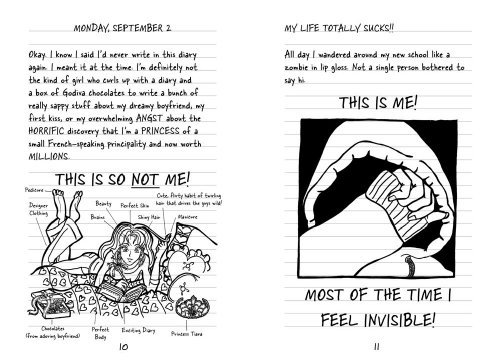 Dork Diaries 1: Tales from a Not-So-Fabulous Life by Aladdin Paperbacks (Image #5)