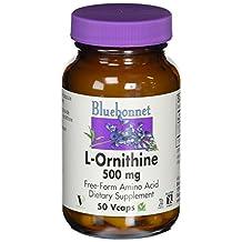 L-Ornithine, 500 Mg, 50VC by Bluebonnet Nutrition