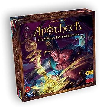 Renegade Game Studios RGS00378 Apotheca Secret Potion Society - Juego de Cartas: Amazon.es: Juguetes y juegos