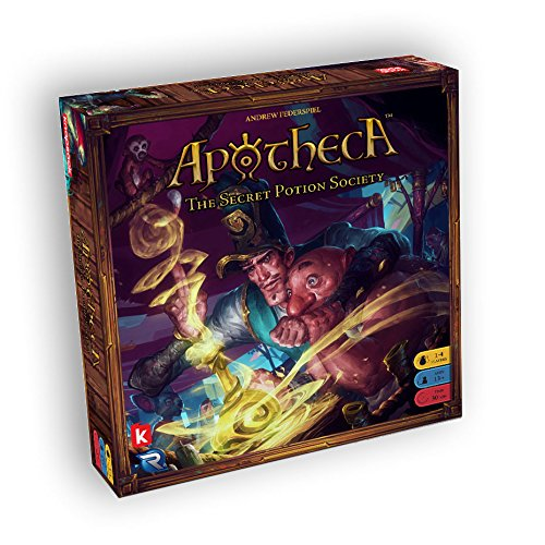Apotheca: The Secret Potion Society (Best Bejeweled Game Ipad)