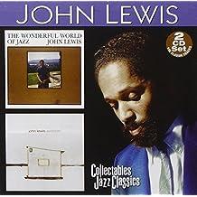 The Wonderful World of Jazz / Evolution (2-CD) by Lewis, John (2007-04-24)