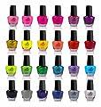 SHANY Cosmetics Nail Lquer Set