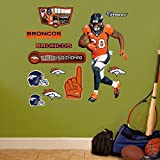 NFL Denver Broncos Demaryious Thomas Junior Wall Decal