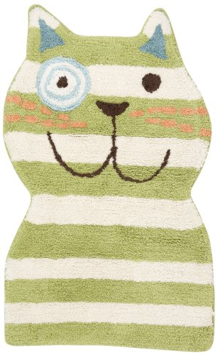 Creative Bath Meow Bath Rug No Sz