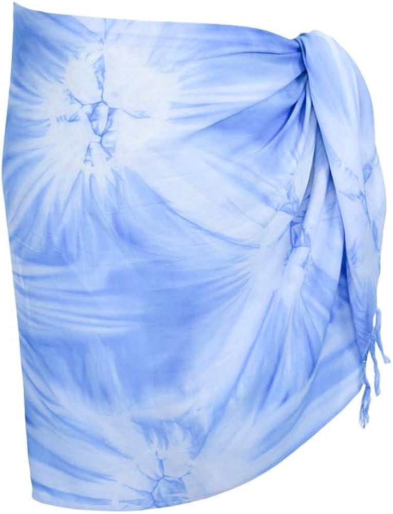 1 World Sarongs Mens Sarong Wrap Mens Half Sarong in Your Choice of Color