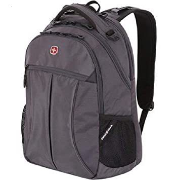 SwissGear Travel Gear ScanSmart Backpack 1900(Black and Grey) - Buy  SwissGear Travel Gear ScanSmart Backpack 1900(Black and Grey) Online at Low  Price in ... a43d9333a9481
