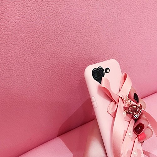 Hülle für iPhone 7 plus , Schutzhülle Für iPhone 7 Plus Bowknot Full Coverage Shockproof Schutzmaßnahmen Rückseiten Fall Fall ,hülle für iPhone 7 plus , case for iphone 7 plus