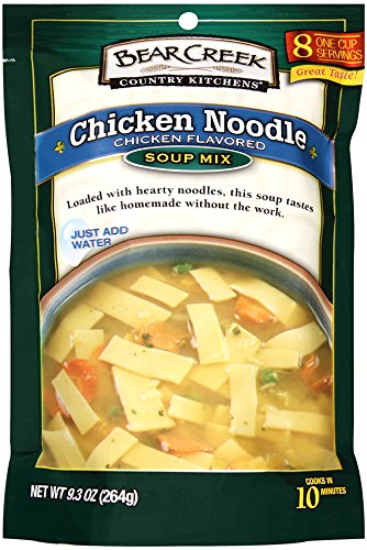 homemade chicken noodle soup - 7