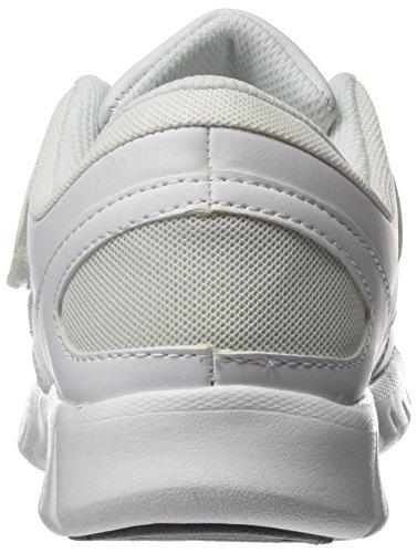 Unisex Suecos® Adulto Zapatos Trabajo De Blanco white Bo gFqIf