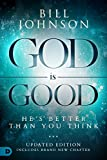 img - for God is Good: He's Better Than You Think book / textbook / text book