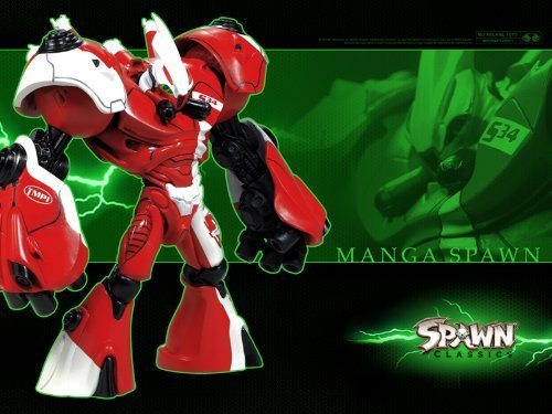 MANGA SPAWN 2 - Spawn Series 34: SPAWN CLASSICS Ultra Action -