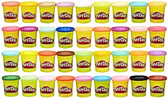 be783c33163 ... Play-Doh Modeling Compound 36-Pack Case of Colors