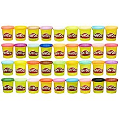 Play-Doh Modeling Compound 36-Pack Case ...