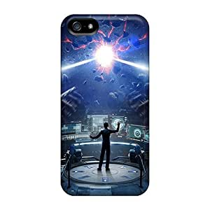 Fashionable Style Case Cover Skin For Iphone 5/5s- Ender's Game 2013