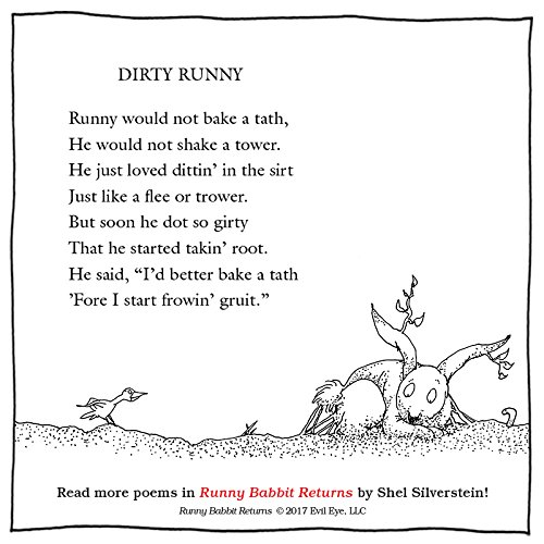 Shel Silverstein Poems For Kids 5