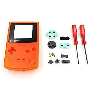 Carcasa Completa para Nintendo Gameboy Color GBC, Color ...