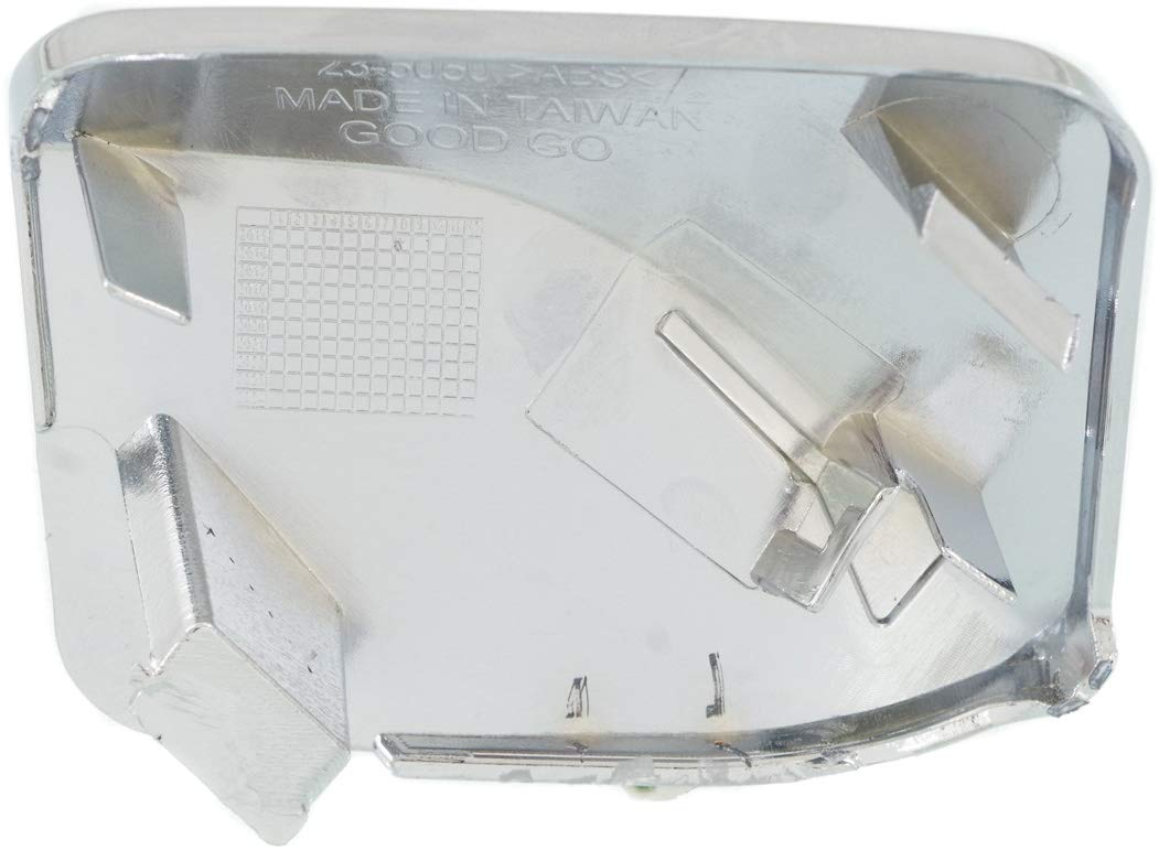 Front Tow Eye Cover Compatible with MERCEDES BENZ ML250//ML350 2012-2015 RH Primed
