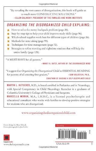 Amazon.com: Organizing the Disorganized Child: Simple Strategies ...