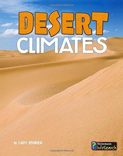 Desert Climates (Focus on Climate Zones)