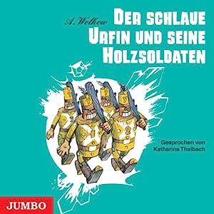 Der schlaue Urfin und seine Holzsoldaten (Smaragdenstadt 2) Hörbuch