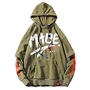Photno Mens Sweatshirts,2018 New Lightweight Pullover Hooded Sweatshirt Tops Jackets Graphic Hoodies for Men