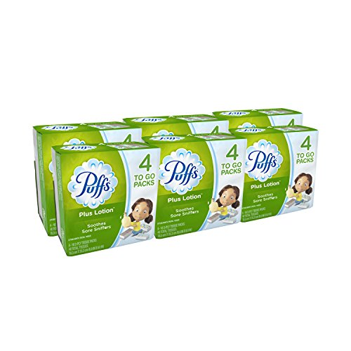 Puffs Lotion Facial Tissues Packs product image