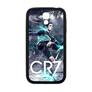 Cool painting Cr7 Design Fashion Comstom Plastic case cover For Samsung Galaxy S4