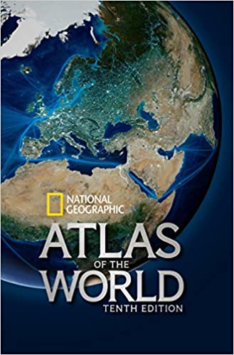 National geographic atlas of the world tenth edition 9781426213540 national geographic atlas of the world tenth edition 9781426213540 reference books amazon gumiabroncs Gallery