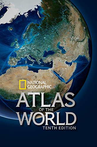 World Atlas (National Geographic Atlas of the World, Tenth Edition)