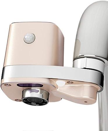 Techo Autowater B Adaptateur Automatique Sans Contact pour Robinet de Salle de Bains Adaptateur pour D/étecteur de Mouvement pour Robinet de Salle de Bains