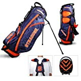 Syracuse Orange Golf Bag: 14 Way Fairway Stand Bag