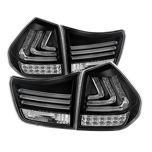 Spyder Auto ALT-YD-LRX04-LED-BK Lexus LED Tail Light