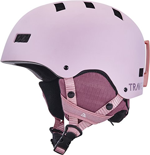 UPC 815725022349, Traverse Sports Dirus Convertible Ski & Snowboard/Bike & Helmet, Matte Dusk, Medium (55-59cm)