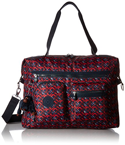 Kipling Women's Carton Printed Travel Tote by Kipling