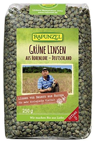 Grüne Bio Linsen su Deutschland / Bild: Amazon.de