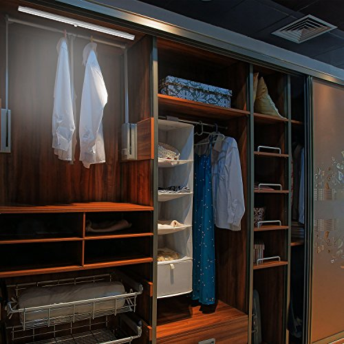 Lighting For Closets: OxyLED Motion Sensor Closet Lights Under Cabinet Lighting