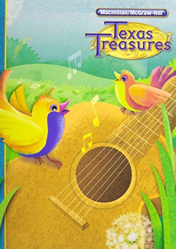 Texas Treasures Macmillan/McGraw-Hill Online Interactive Student Book A Reading Language Arts Program 2.2 (Treasures Rea