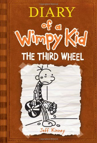 The Third Wheel Diary Of A Wimpy Kid Book 7 Kinney Jeff 9781419705847 Amazon Com Books