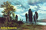 179 Color Paintings of Arkhip Kuindzhi -  Russian Landscape Painter (January 27, 1842 - July 24, 1910)