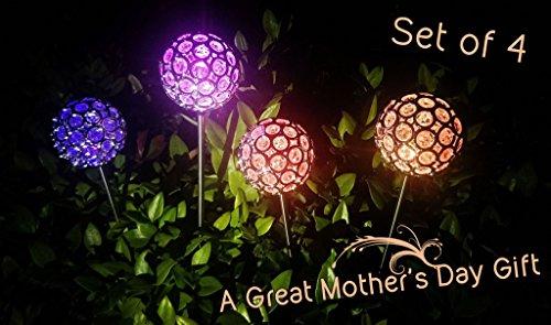 Solar Garden Lights And Ornaments - 8