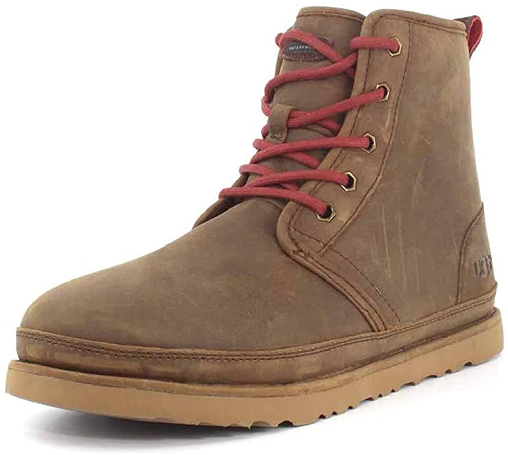 Harkley Waterproof Chukka Boot