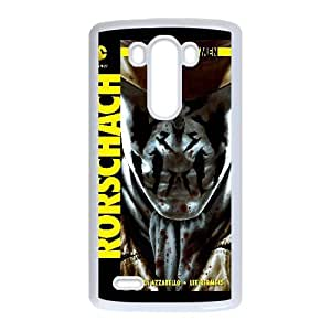 Rorschach Comic LG G3 Cell Phone Case White PhoneAccessory LSX_663618
